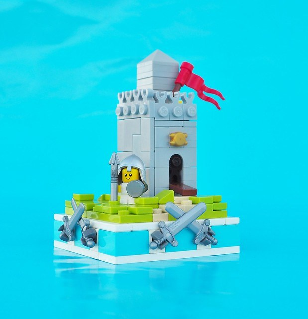 Tiny Trailblazers: Castle