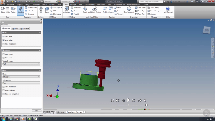 2D CNC Milling at Its Best in Autodesk Inventor HSM