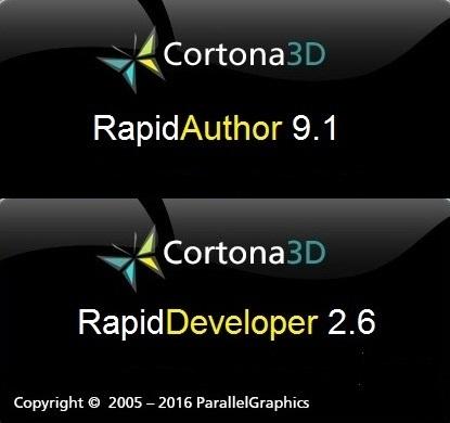 Parallel Graphics Cortona3D RapidAuthorS 9.1 RapidDeveloperS 2.6 Win32 win64