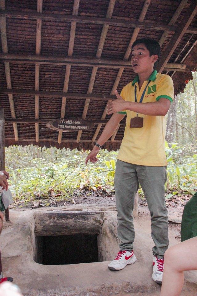 Cu Chi Tunnel Tour - Vietnam - jhanzey.net