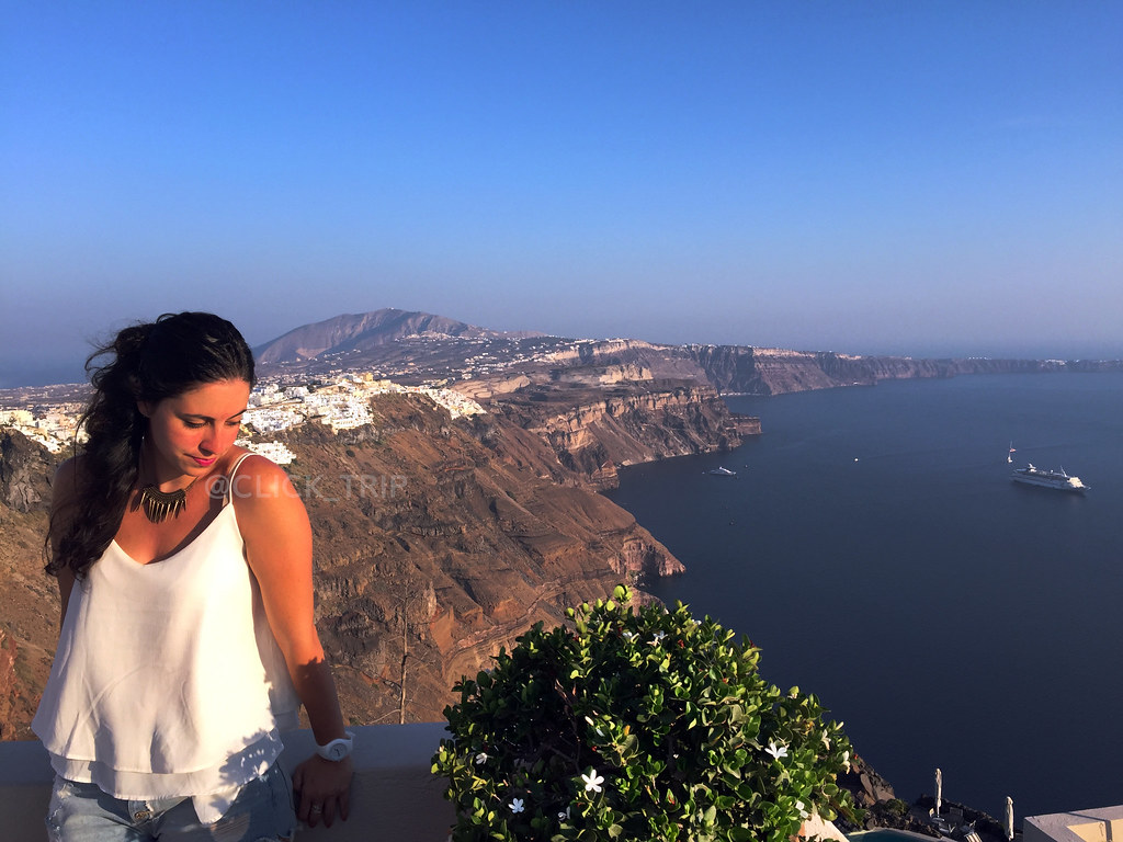 Vistas de la Isla desde Imerovigli | Santorini | ClickTrip.ES