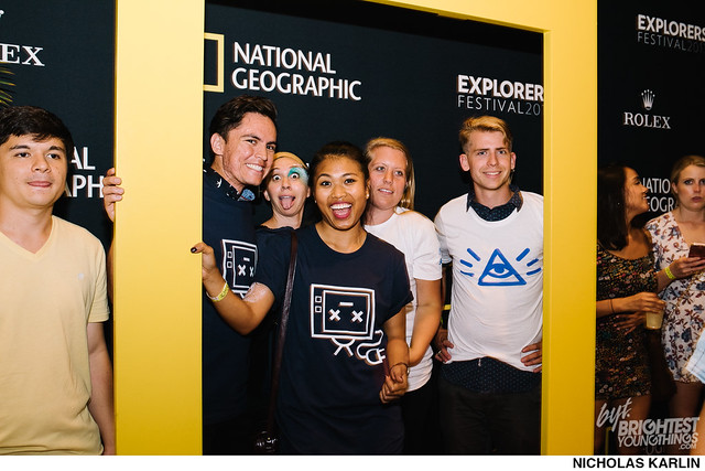 Nat Geo Explorers Festival After Hours-105
