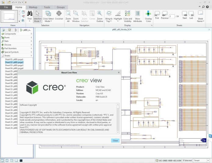 PTC Creo View 4.0 F000 Win+Linux x32 x64 full crack