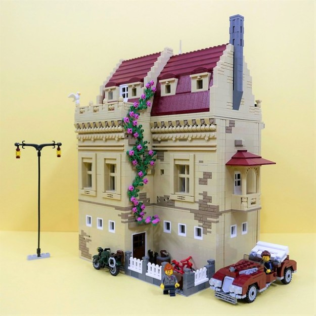 LEGO Modular Archives | The Brothers Brick | The Brothers Brick
