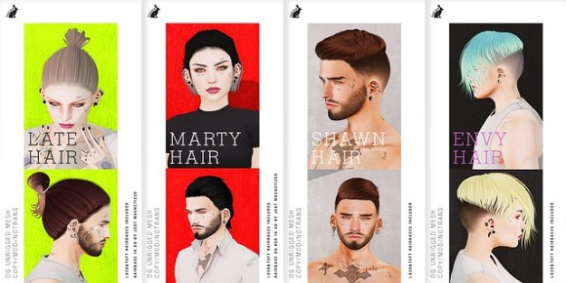 lock&tuft for Hair Fair 2017