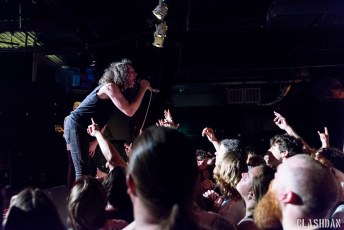 The Orwells @ Cats Cradle in Carrboro NC on June 6th 2017