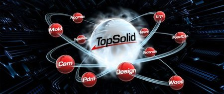TopSolid 7.11 x64 full license