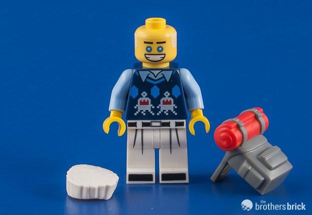 The LEGO Ninjago Movie Collectible Minifigures 71019