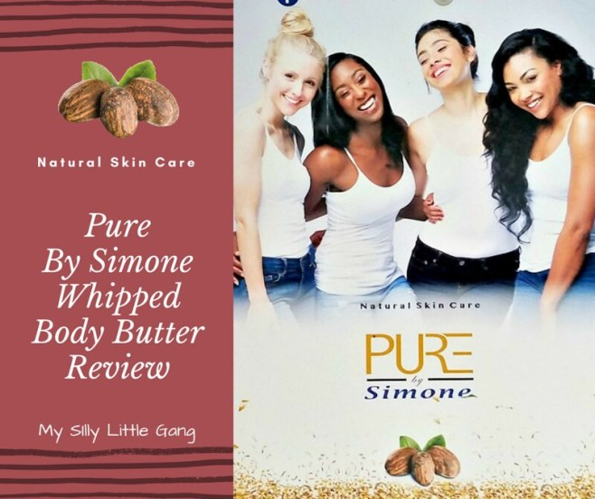 Pure By Simone Whipped Body Butter Review