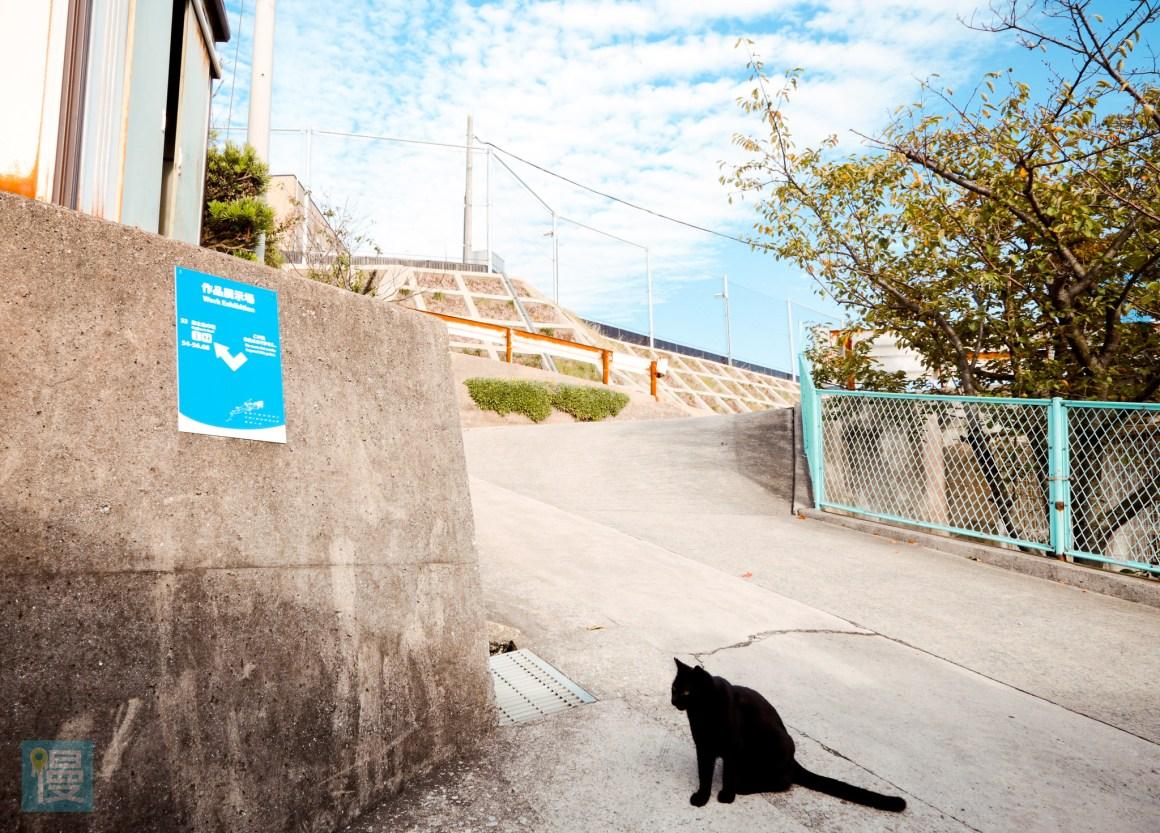 貓島男木島 瀨戶內海跳島旅行
