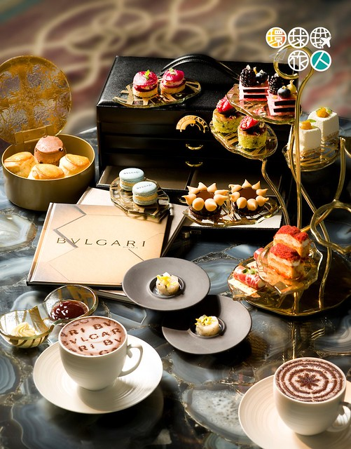 """The Roman Holidays"" Afternoon Tea Set_2"
