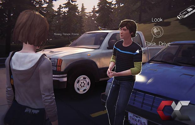 life is strange review pc - overcluster 4