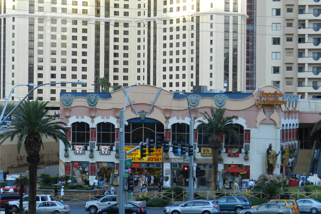 Hotel Polo Towers y Hotel Marriot Grand Chateau Las Vegas EEUU 01