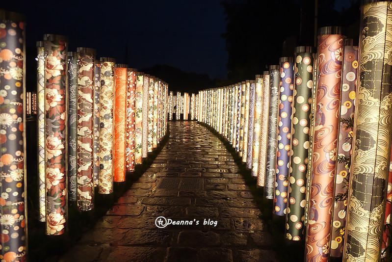 京都嵐山車站 · 友禪光林 - 意外的亮點★