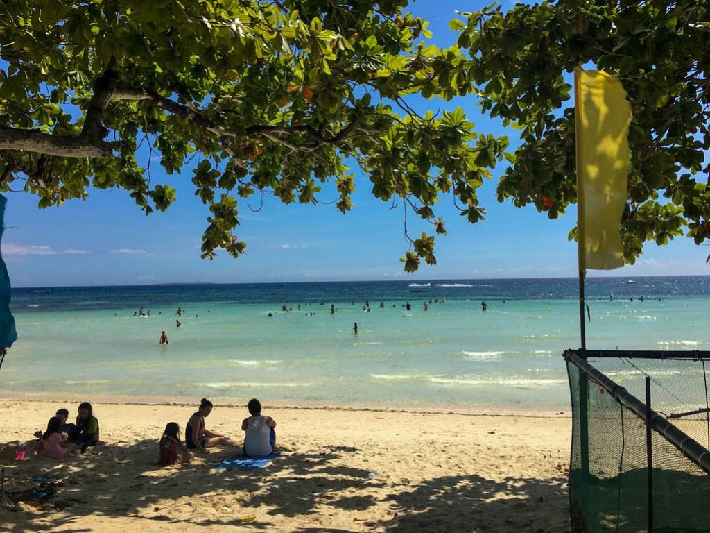 Beaches in Bohol