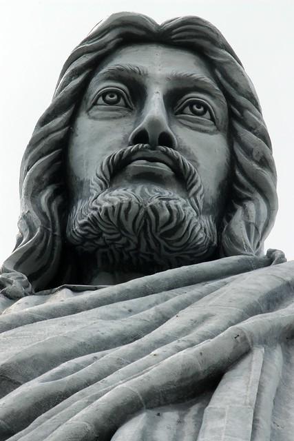 Buntu Burake Jesus Statue