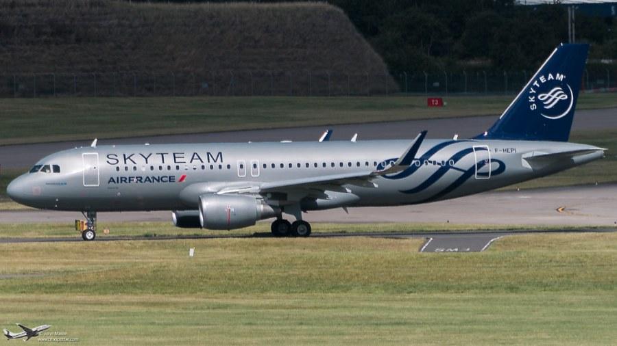 F-HEPI A32-214SL Air France