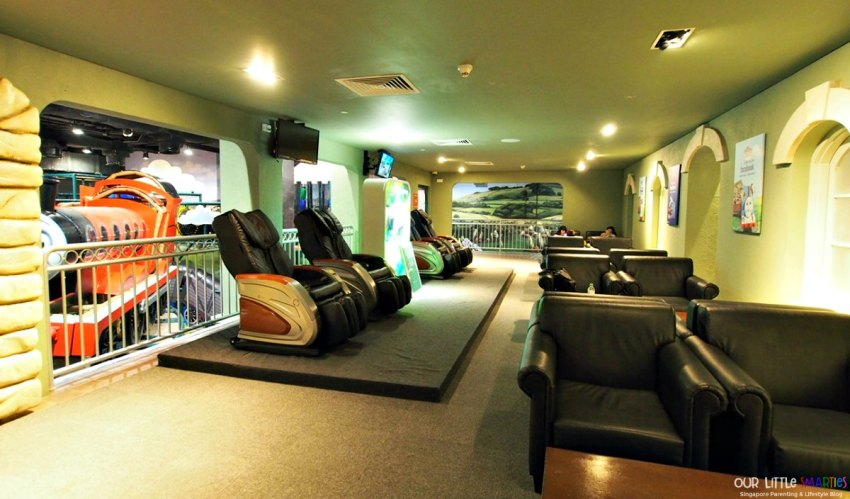 Thomas Town Parents' Lounge