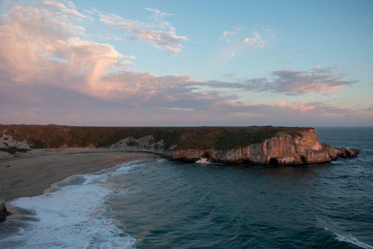 07.15. Bonny Doon to Shark Fin Beach