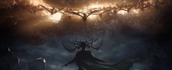 Thor Ragnarok - Fall of Asgard