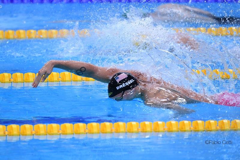 Caeleb Dressel: l'uomo più veloce al mondo!