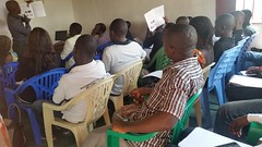 25 youth trained in anticorruption strategies and community integrity building in Uvira