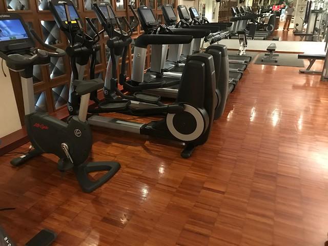 Fitness - Grande Bretagne Athenes