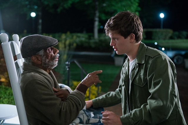 Baby Driver CJ Jones Ansel