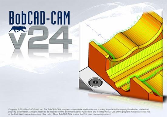 Bobcad CAM V24 x86 x64 full license