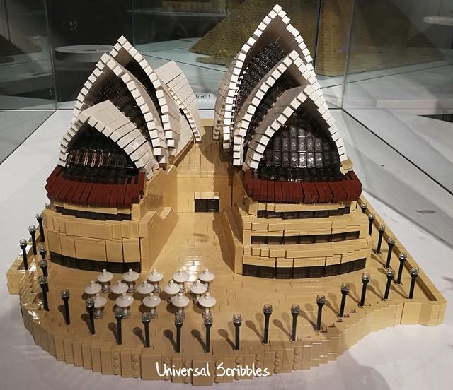 Piece of Peace Exhibition Sydney Harbour