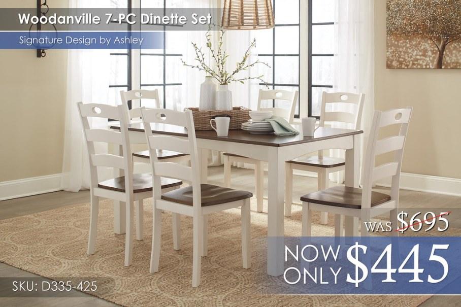 Woodanville 7PC Set D335-425-ALT