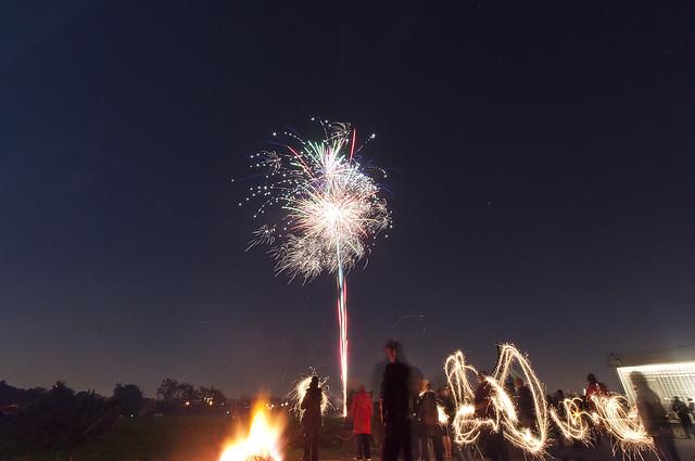 Fireworks Night 2014