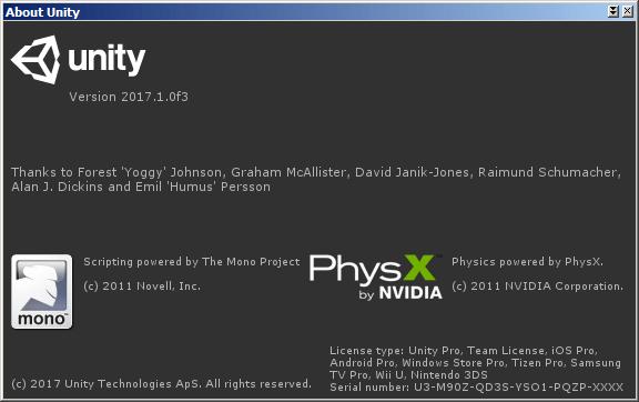 Unity Pro 2017.10 f3 64bit full
