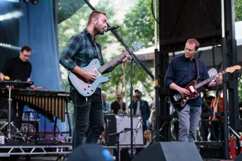 American Football @ Pitchfork Music Festival, Chicago IL 2017