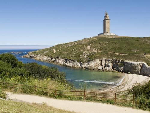 Playa de las Lapas - A Coruña
