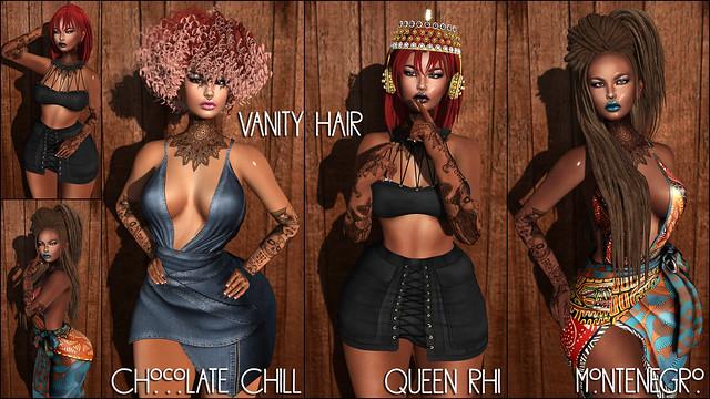 Vanity Hair - Hair Fair 2017