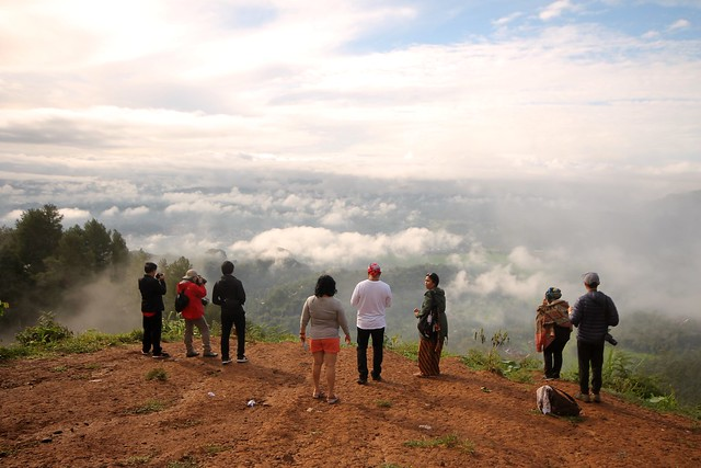 Sea of Clouds at Lolai Village