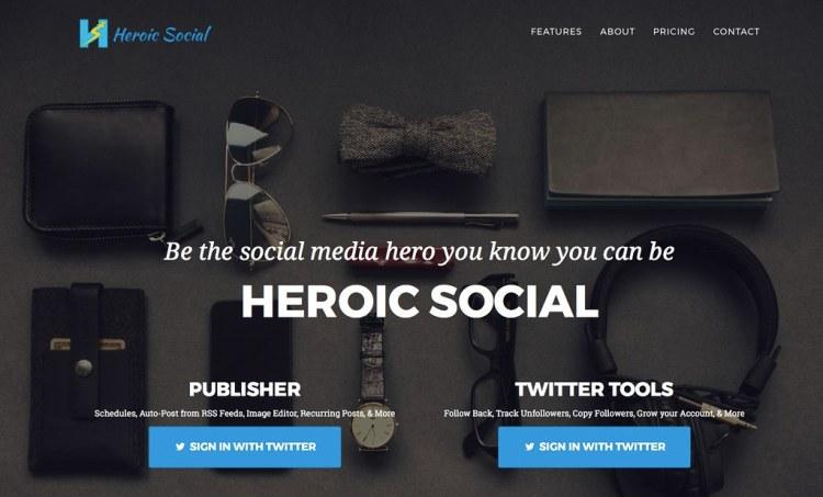Heroic Social