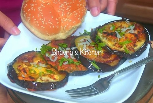 Baked Spicy Eggplant vs. Recipe Tutorial 4