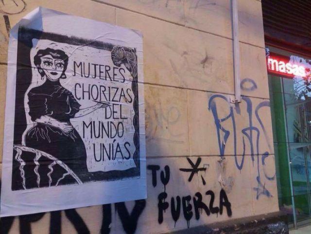 Mujeres chorizas del mundo unías