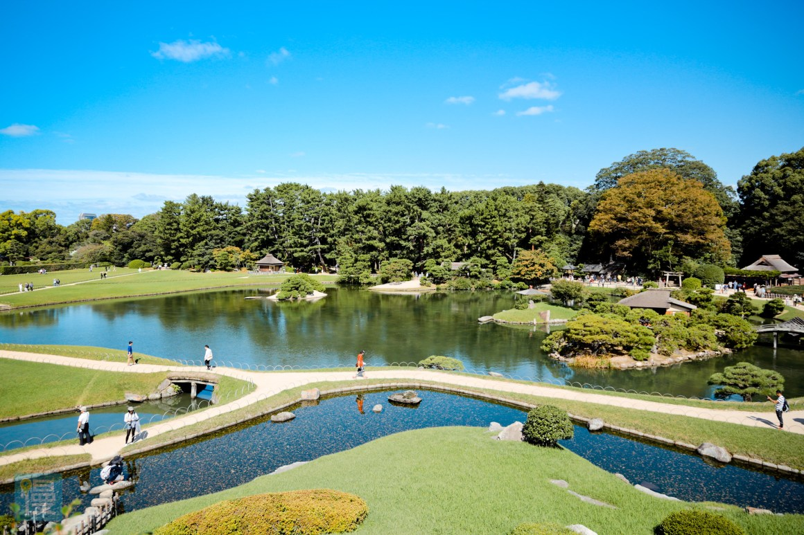 岡山景點自由行 岡山後樂園與岡山城 2016-554