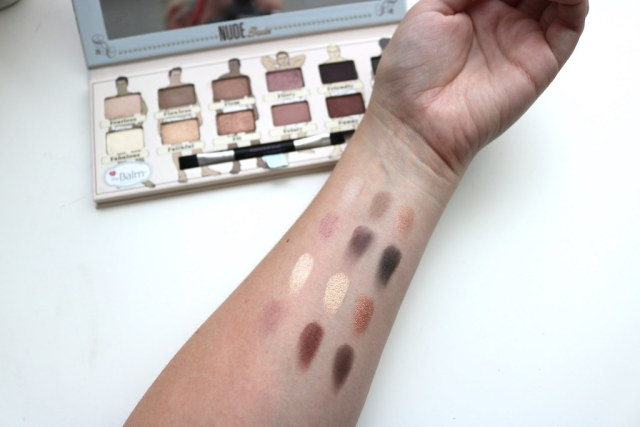 Nude Dude swatches