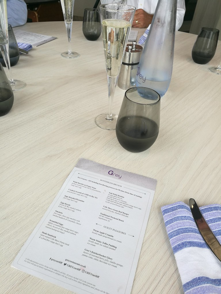 Greys Cardiff Bottomless Prosecco Brunch