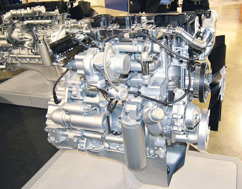 двигатель ЯМЗ