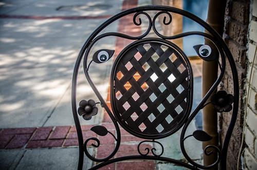 Googly-Eye Bombing Downtown Greenville-70