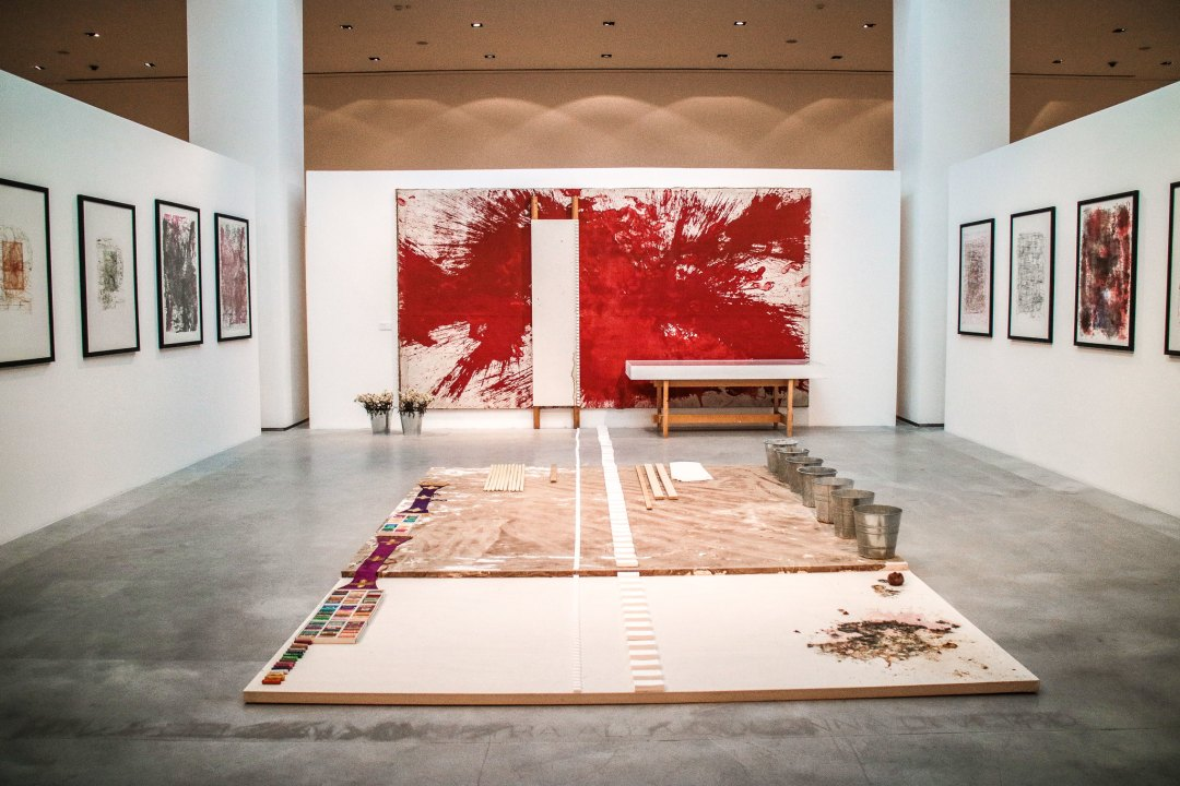 Mostra Hermann Nitsch