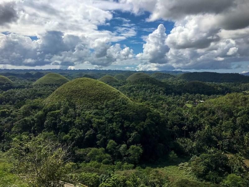 Chocolate Hills   Philippines Tourist Spots