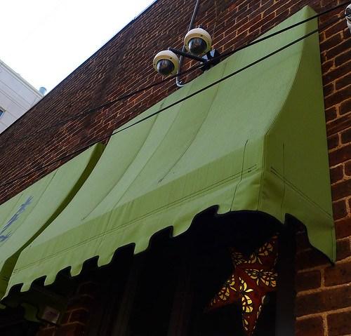 Googly-Eye Bombing Downtown Greenville-95