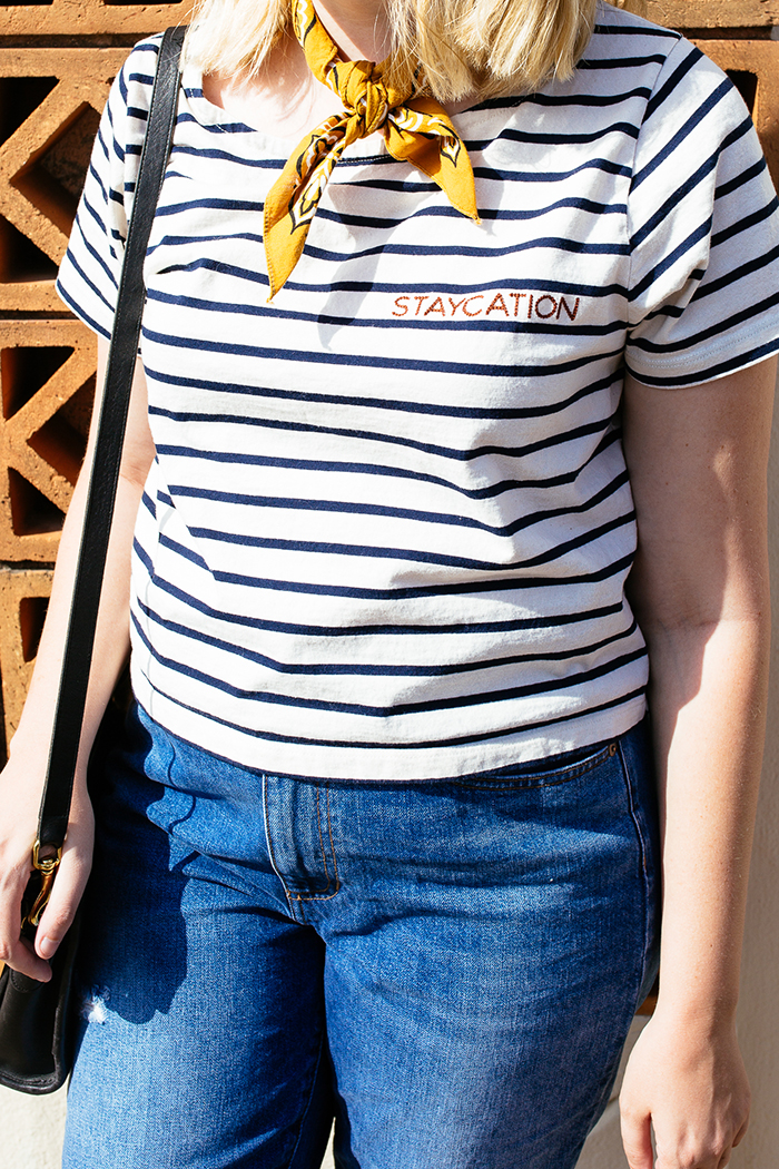 austin style blogger writes like a girl madewell staycation striped tee16