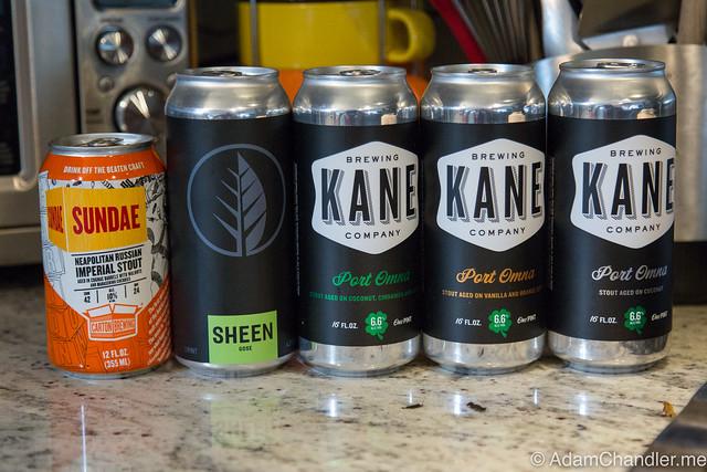 Beer Haul, 7-19-2017